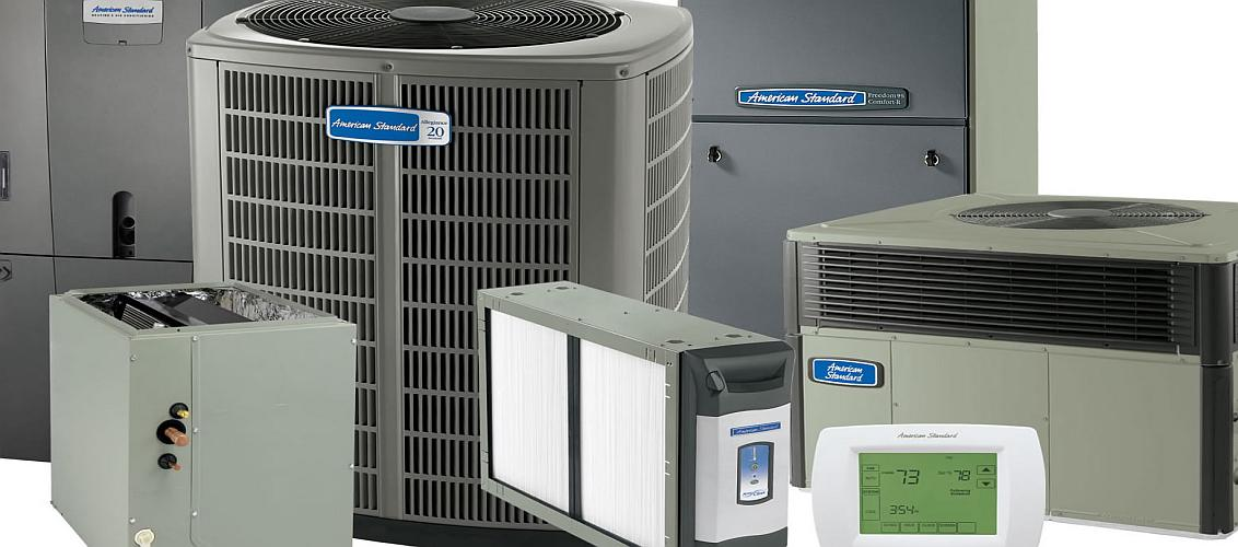 American Standard Air Conditioning Systems League City TX | AC ...